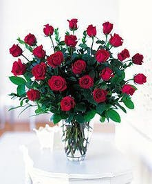 Gorgeous Long stem roses