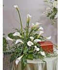 Compassionate Memorial Urn Arrangement