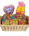 Just For You Cookie Basket