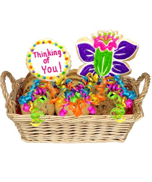 Thinking of You Cookie Basket