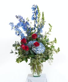 Freedom Garden Vase