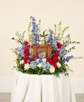 With Distinction Urn Arrangement