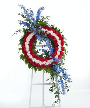 Forever Loyal Wreath