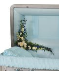 Blue & White Casket Decoration
