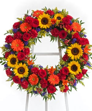 Tuscan Wreath