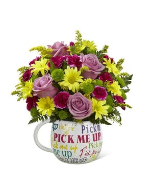 Pick Me Up Mug