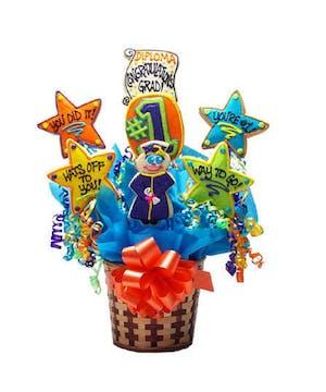 Celebrate the milestone with cookies.