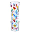 Murano Tree of Life Bud Vase
