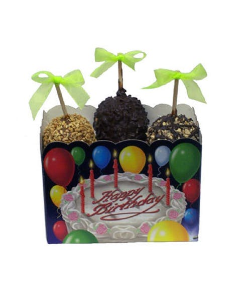 Caramel Apple Birthday Box