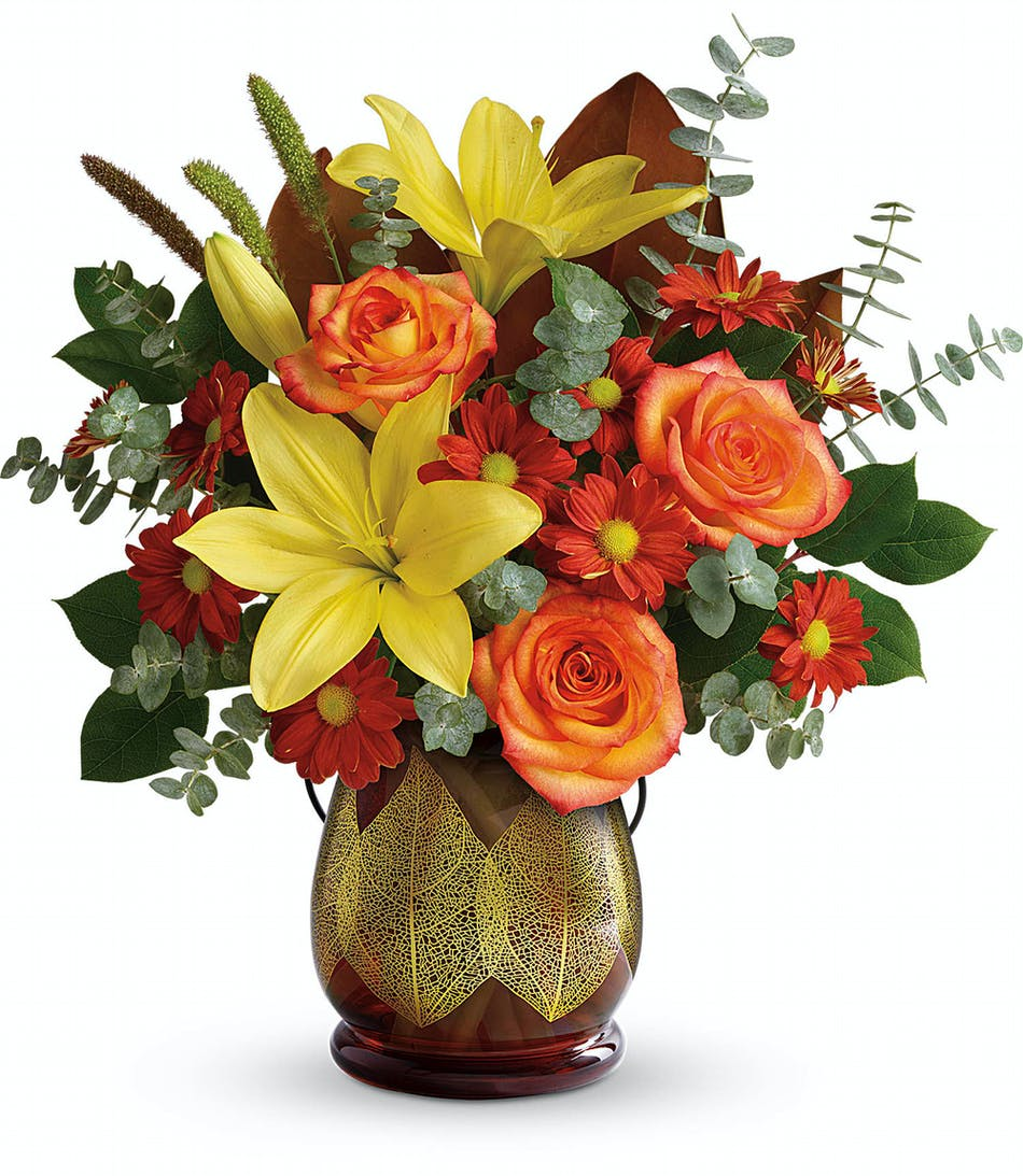 Beautiful Autumn Flowers Hand Delivered By Phoenix Flower Shops
