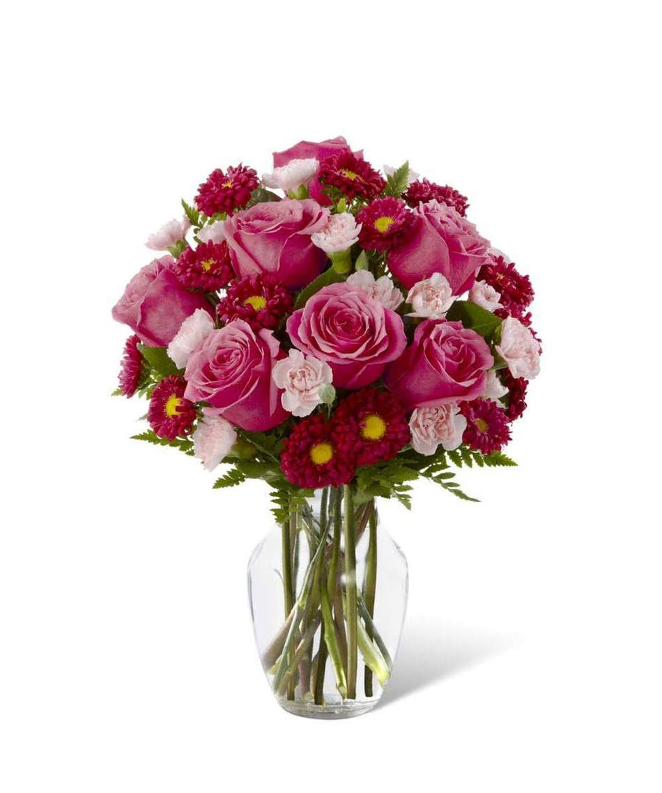 Valentine's Day Flowers Hand Delivered By Phoenix Flower