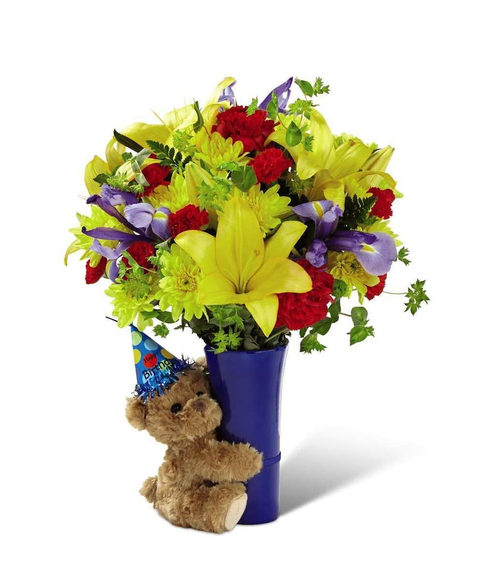 Birthday Flowers Hand Delivered Scottsdale Arizona Florist And
