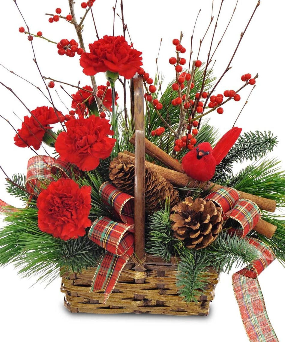 Send Beautiful Holiday Flowers Hand Delivered By Phoenix Flower ...