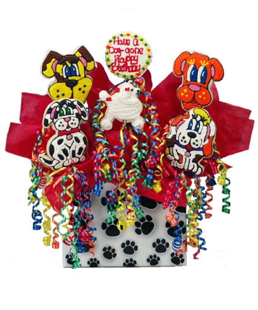 Happy Birthday Cookies, Scottsdale Arizona Florist And