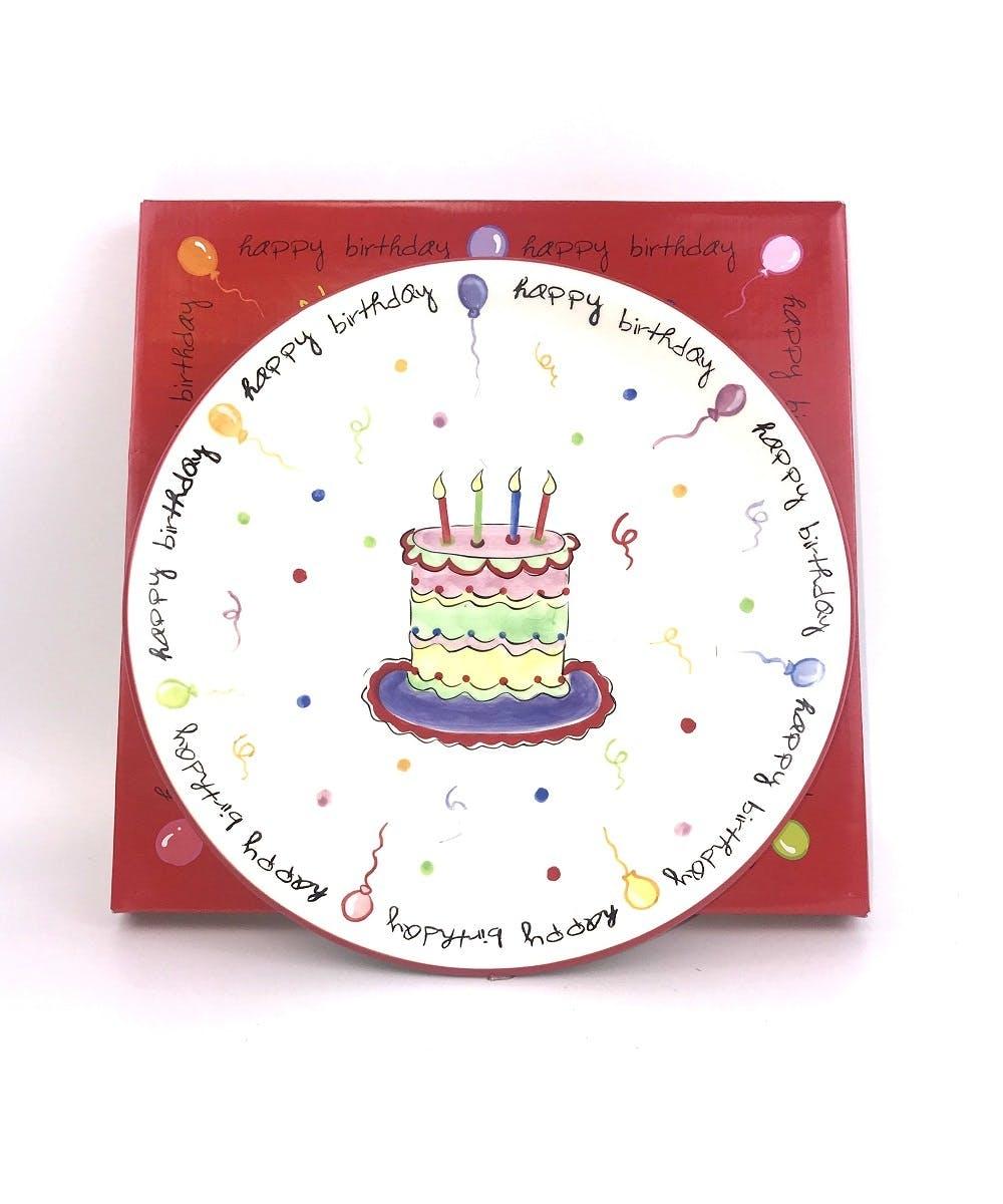 Swell Birthday Cake Plates Same Day Gift Delivery Az Phoenix Flower Birthday Cards Printable Trancafe Filternl