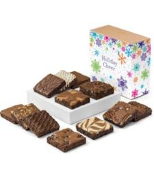 Holiday Cheer Dozen Brownies