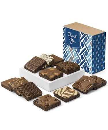 Dozen Brownies Delivered