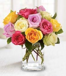 Cosmopolitan Roses